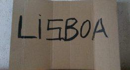 Lisboa a dedo